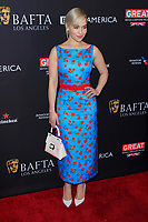 LOS ANGELES - JAN 6:  Emilia Clarke at the 2018 BAFTA Tea Party Arrivals at the Four Seasons Hotel Los Angeles on January 6, 2018 in Beverly Hills, CA