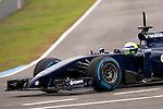JEREZ. SPAIN. FORMULA 1<br />2013/14 en el Circuito de Jerez 31/01/2014 La imagen muestra a Felipe Massa de Williams LP / Photocall3000
