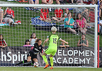 Boyds, MD. - Saturday, June 16  2018: The Washington Spirit and the Seattle Reign tied 0-0 in a NWSL match at the Maryland SoccerPlex.