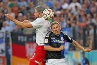 29.08.2014: FSV Frankfurt vs. RB Leipzig