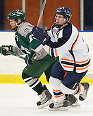 Brian Johnson (Plymouth State - 23), Kyle Phelan (Salem State - 2) - The visiting Plymouth State University Panthers defeated the Salem State University Vikings 3-2 on Thursday, December 1, 2011, at Rockett Arena in Salem, Massachusetts.