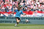 08.06.2019., stadium Gradski vrt, Osijek - UEFA Euro 2020 Qualifying, Group E, Croatia vs. Wales. Luka Modric. <br /> <br /> Foto © nordphoto / Goran Stanzl/PIXSELL