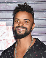 "HOLLYWOOD, CA - MAY 28: Eka Darville attends a Special Screening Of Netflix's ""Jessica Jones"" Season 3 at ArcLight Hollywood on May 28, 2019 in Hollywood, California.<br /> CAP/ROT/TM<br /> ©TM/ROT/Capital Pictures"