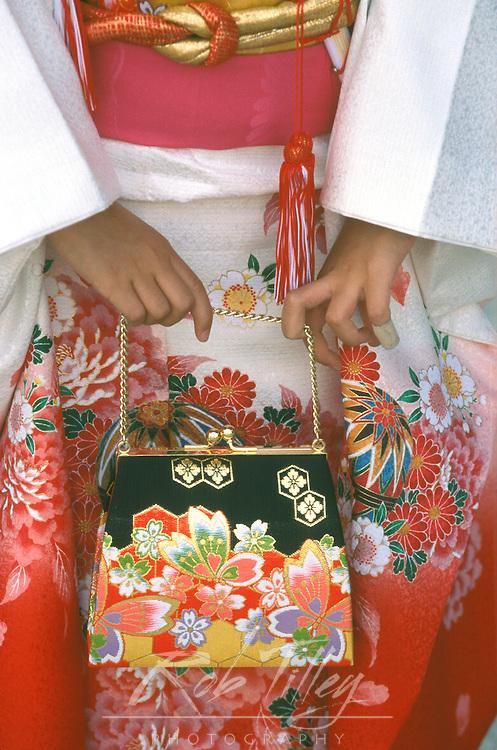 Children's Day, Tenmangu Shrine, Osaka, Japan
