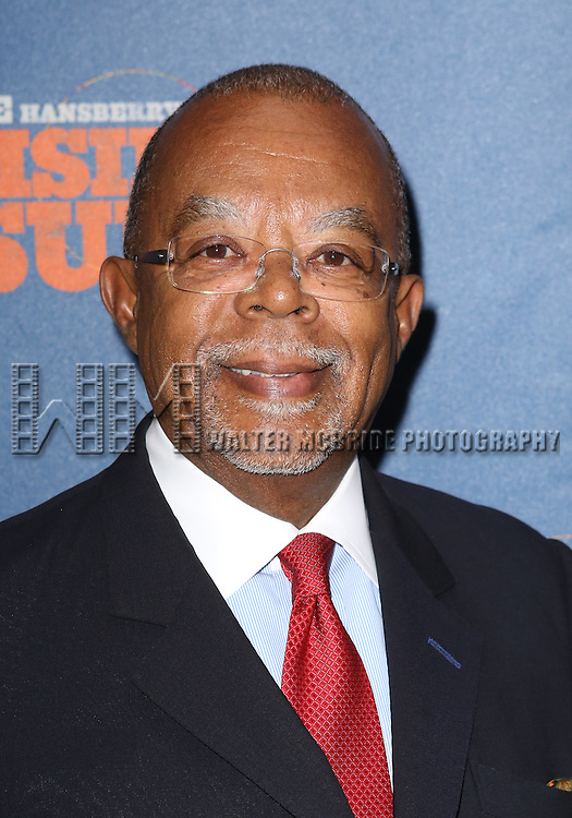 Dr. Henry Louis Gates Jr. attending the Broadway Opening Night Performance of 'A Raisin In The Sun'  at the Barrymore Theatre on April 3, 2014 in New York City.