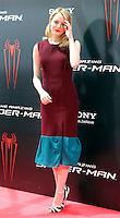 Emma Stone - The Amazing Spider-Man - photocall in Madrid NORTEPHOTO.COM<br /> **SOLO*VENTA*EN*MEXICO**<br /> **CREDITO*OBLIGATORIO** <br /> *No*Venta*A*Terceros*