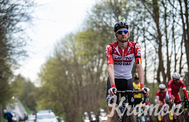 Tim Wellens (BEL/Lotto-Soudal)<br /> <br /> 58th Brabantse Pijl 2018 (BEL)