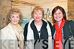 Louis Carroll Tribute Concert : Pictured at the Louis Carroll tribute Concert held in St. John's Arts & Heritage Centre, Listowel on Saturday night last were Margaret Ward, Pegigie O'Connell & Angela O'Connor.
