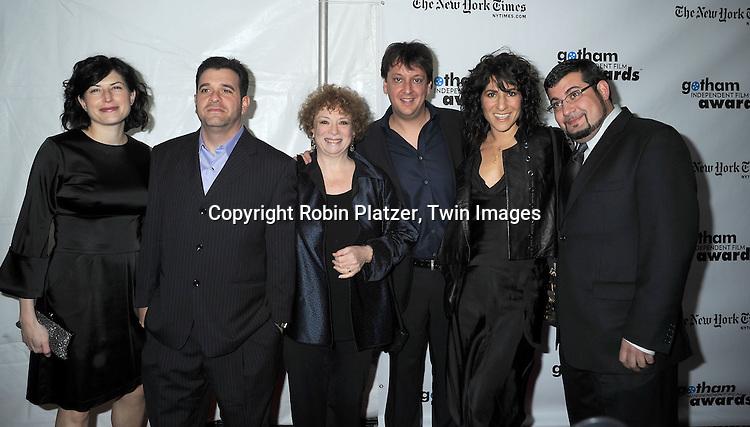 Robert Siegel and cast from Big Fan