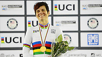 Picture by Simon Wilkinson/SWpix.com - 03/03/2017 - Cycling 2017 UCI Para-Cycling Track World Championships, Velosports Centre, Los Angeles USA - Shawn Morelli