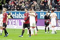 Bayern bejubeln die Meisterschaft, Frankfurt enttaeuscht