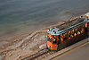 Tramway at the coastline<br />