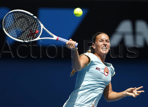 21 01 2011  Australian Open 2011 Melbourne Park ITF Grand Slam Tennis Tournament Dominika Cibulkova SVK women Tennis WTA Tour Grand Slam Australian Open Melbourne