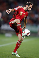 Spain's Juanfran Torres during 15th UEFA European Championship Qualifying Round match. November 15,2014.(ALTERPHOTOS/Acero) /NortePhoto nortephoto@gmail.com