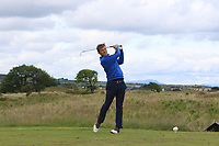 Robbie Pierse (Portmarnock) on the 15th tee during Round 4 of the East of Ireland Amateur Open Championship at Co. Louth Golf Club in Baltray on Monday 5th June 2017.<br /> Photo: Golffile / Thos Caffrey.<br /> <br /> All photo usage must carry mandatory copyright credit     (&copy; Golffile | Thos Caffrey)