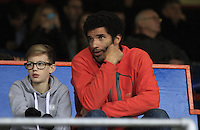 Former England goalkeeper David James watches on from the stands during the Sky Bet League 2 match between Luton Town and Wycombe Wanderers at Kenilworth Road, Luton, England on 26 December 2015. Photo by Liam Smith.