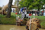 6th May 2017, Lauren Kieffer riding Landmarks Monte Carlo during the Cross Country phase of the 2017 Mitsubishi Motors Badminton Horse Trials, Badminton House, Bristol, United Kingdom. Jonathan Clarke/JPC Images