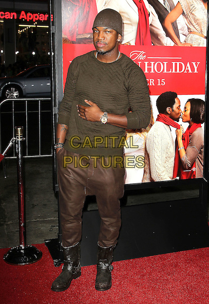 05 November 2013 - Hollywood, California - Ne-Yo (Shaffer Chimere Smith)  at &quot;The Best Man Holiday&quot; Los Angeles Premiere held at TCL Chinese Theatre on November 5th, 2013<br /> CAP/ADM/KB<br /> &copy;Kevan Brooks/AdMedia/Capital Pictures