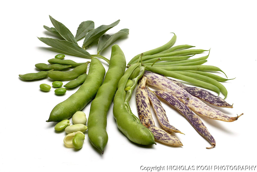 Beans still life.