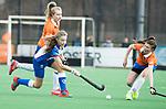 BLOEMENDAAL - hockey competitiewedstrijd Bloemendaal MB1-Zwolle MB1 (2-2).     COPYRIGHT KOEN SUYK