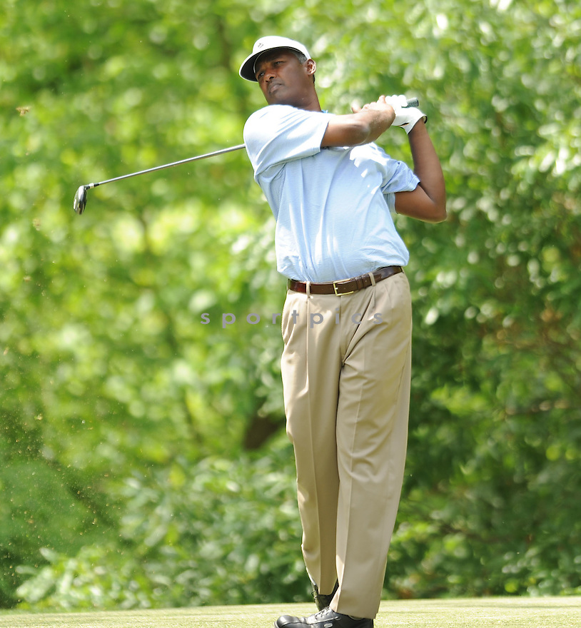 VIJAY SINGH,during a practice round of the Quail Hollow Championship, on April 29, 2009 in Charlotte, NC.