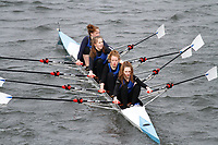Crew: 286  Canford Sch  Event: Girls J16 Quads<br /> <br /> Schools' Head of the River 2017<br /> <br /> To purchase this photo, or to see pricing information for Prints and Downloads, click the blue 'Add to Cart' button at the top-right of the page.
