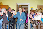 President Mary McAleese meets locals during her visit to the Killorglin Family resource on Friday ....