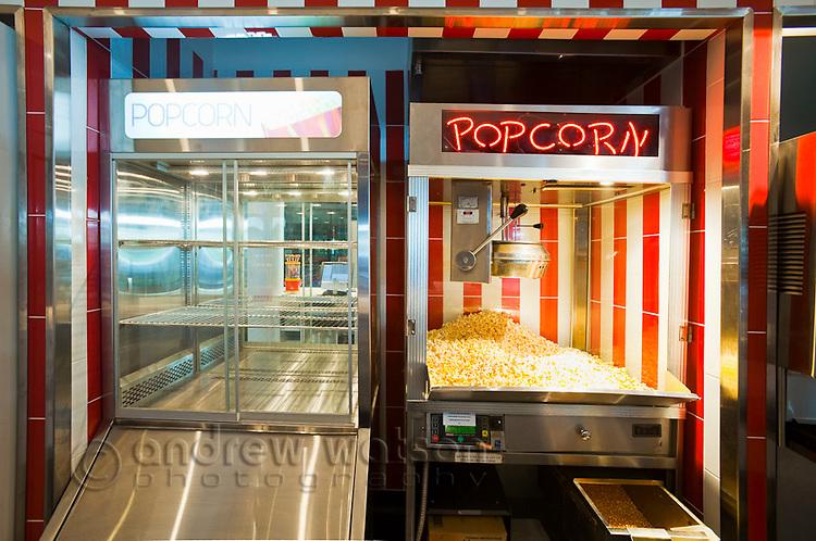 Laprock - Interior photography of BCC Cinemas Candy Bar.  19 July, 2011.