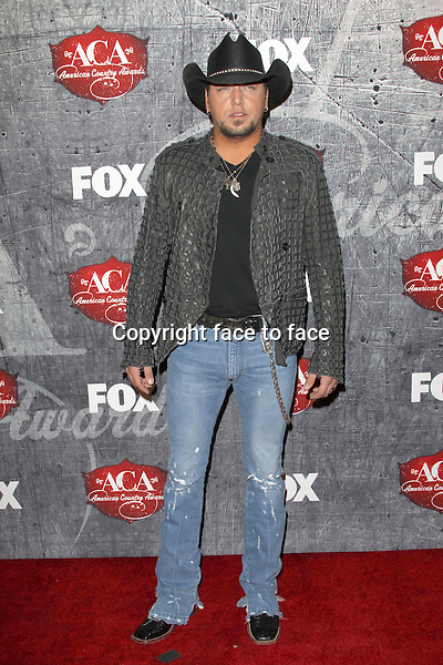 Jason Aldean (wore a spring 2012 double breasted woven leather blazer by Dolce and Gabbana) at the 2012 American Country Awards at the Mandalay Bay Events Center in Las Vegas, Nevada, 10.12.2012...Credit: MediaPunch/face to face..- Germany, Austria, Switzerland, Eastern Europe, Australia, UK, USA, Taiwan, Singapore, China, Malaysia and Thailand rights only -