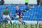 Barry John Keane Kerins O'Rahillys v Denis Murphy Clonakilty in the Munster club football championship at Austin Stacks park on Sunday