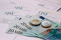 Euro currency & RPA forms
