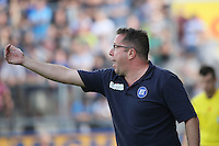 Trainer Markus Kauczinski (KSC) - FSV Frankfurt vs. Karlsruher SC, Frankfurter Volksbank Stadion