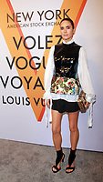 NEW YORK, NY October 26, 2017  Jennifer Connelly attend  Volez Voguez Voyagez x Louis Vuitton - Exhibition Preview at the Former America Stock Exchanging Build in New York October 26,  2017. Credit:RW/MediaPunch /NortePhoto.com