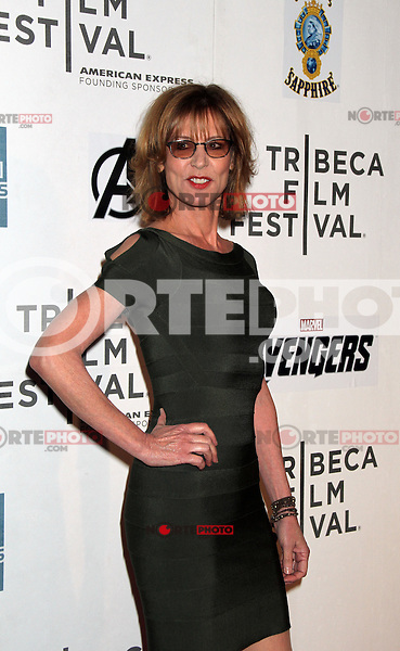 April 28, 2012 Christine Lahti attends the Closing  Night of the 2012 Tribeca Film Festival with Marvel' the Avengers at BMCC Tribeca Pac in New York City..Credit:RWMediapunchinc.com