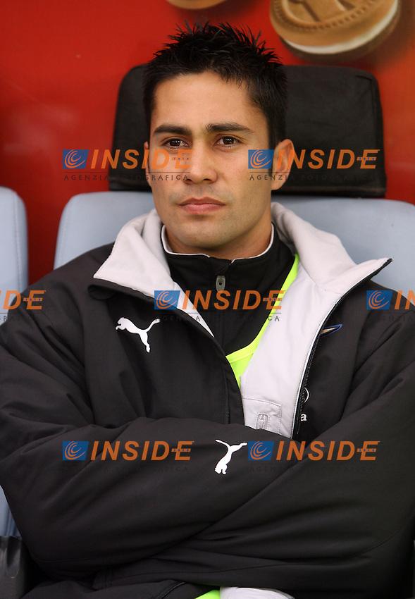 Luis Antonio Gacres Jimenez (Lazio)<br /> 28 Feb 2007 (Match Day 26)<br /> Lazio-Catania (3-1)<br /> &quot;Olimpico&quot;-Stadium-Roma-Italy<br /> Photographer: Andrea Staccioli INSIDE