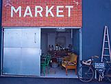 ENGLAND, Brighton, Shop on Upper Gardner Street