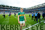 Killian Spillane, Kerry  after the GAA Football All-Ireland Senior Championship Final match between Kerry and Dublin at Croke Park in Dublin on Sunday.
