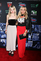 LOS ANGELES - JAN 30:  Emily Alyn Lind, Natalie Alyn Lind at the Excelsior! A Celebration of Stan Lee at the TCL Chinese Theater IMAX on January 30, 2019 in Los Angeles, CA