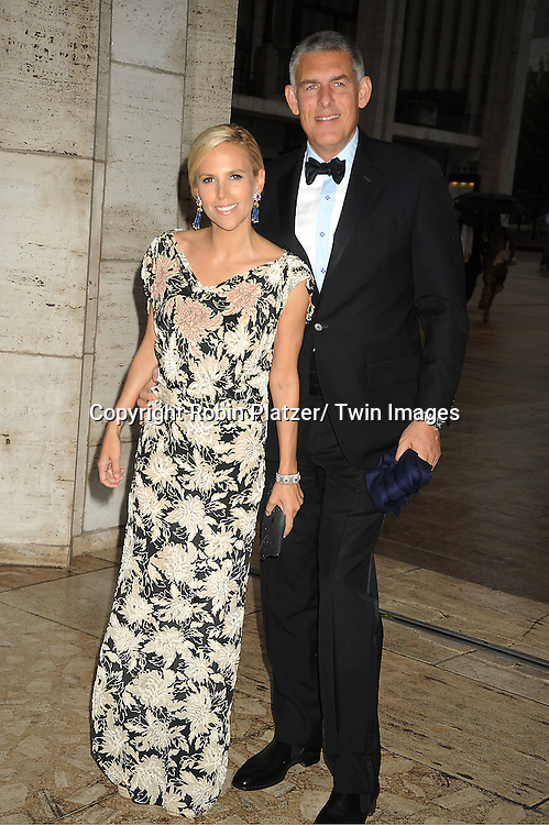 Tory Burch and Lyor Cohen attending the American Ballet Theatre 2011 Annual Spring Gala on May 16, 2011 at The Metopolitan Opera House in Lincoln Center.
