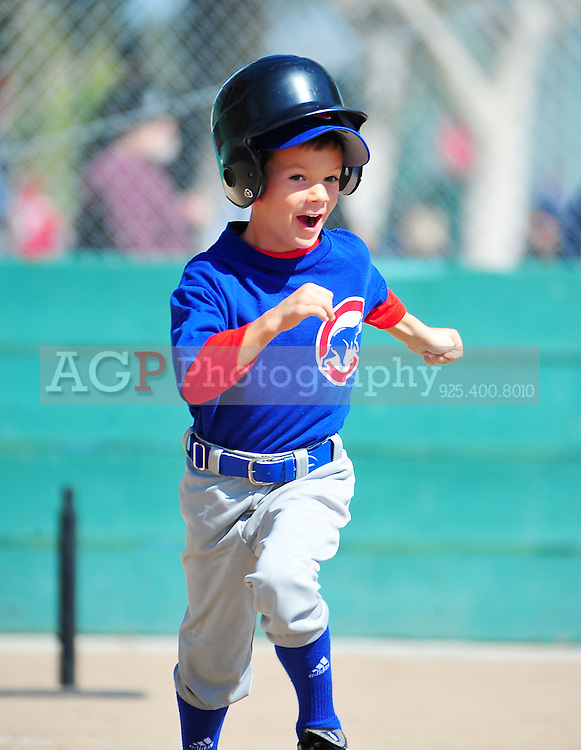 The Farm Cubs home opener during Pleasanton National Little League opening day March 10, 2012
