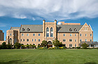 October 4, 2018; Jordan Hall of Science. (Photo by Barbara Johnston/University of Notre Dame)