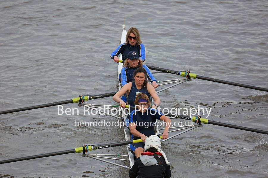 Crew: 233  Chesterton  WD 4+<br /> <br /> Veteran Fours Head 2018<br /> <br /> To purchase this photo, or to see pricing information for Prints and Downloads, click the blue 'Add to Cart' button at the top-right of the page.