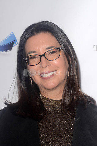 BEVERLY HILLS, CA - JANUARY 10: Susan Helfrich at the  Los Angeles Premiere of Beyond The Night at the Ahrya Fine Arts Theater in Beverly Hills, CA. January 10, 2019. Credit: David Edwards/MediaPunch