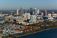 Tampa Florida Aerial Photography