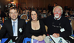 IHF-REPRO FREE IHF Conference Killarney: .Graham Fitzgerald and Kathleen Sheehy, Dingle Bay Hotel, and Frank Slattery, Carrig House Hotel pictured at the IHF 75th anniversary conference in The Malton Hotel, Killarney on Tuesday..Picture by Don MacMonagle