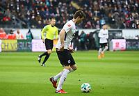 David Abraham (Eintracht Frankfurt) - 17.03.2018: Eintracht Frankfurt vs. 1. FSV Mainz 05, Commerzbank Arena
