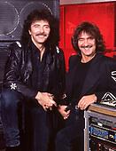 1992: BLACK SABBATH - Tony Iommi & Geezer Butler Photosession