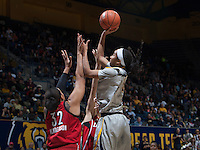CAL (W) Basketball vs Louisville, December 21, 2014