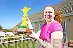 Local Hero winner Danielle Faulconbridge