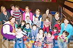 TODDLERS: Members of the Parents & Toddlers Group who meet every Friday morning in St Agatha's Hall in Glenflesk.